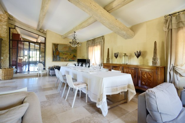 Photo n°116595 : luxury villa rental, France, LUBAPT 225