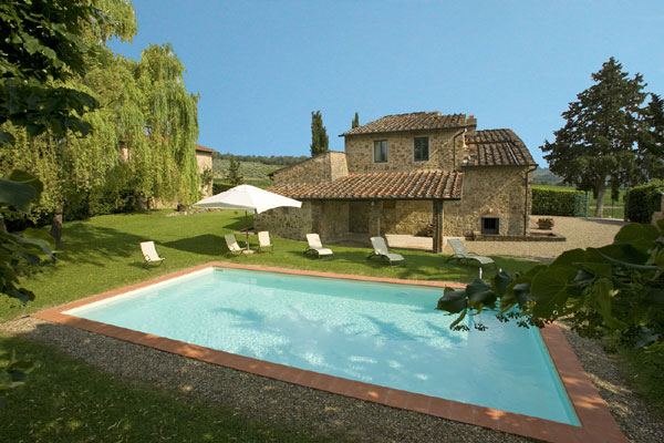 luxury villa rental, Italy, TOSCHI 2037
