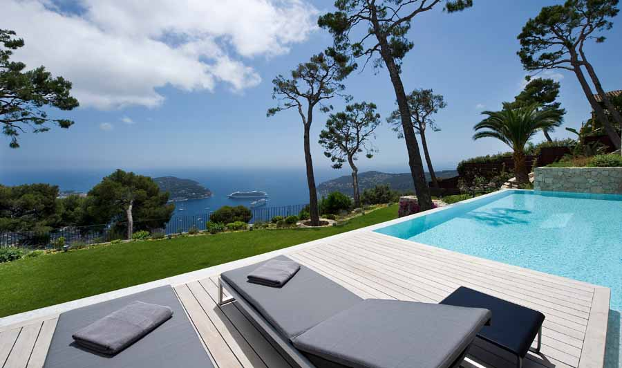luxury villa rental, France, ALPVIL 309