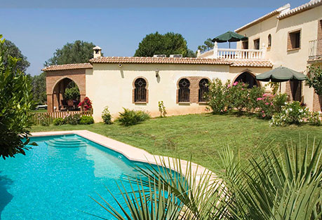 luxury villa rental, Spain, ESPAND 617