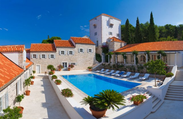 luxury villa rental, Croatia, CROSOL 901