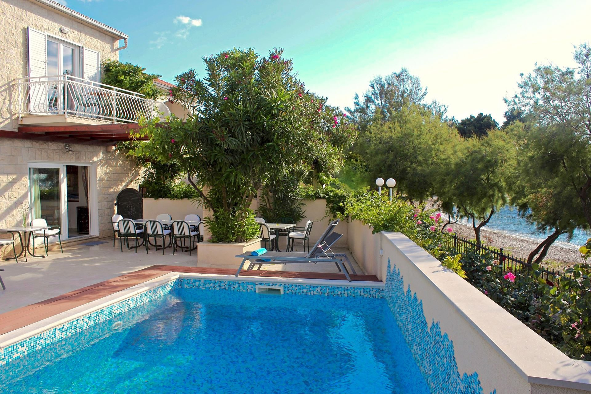 location villa luxe, Croatie, CROBRA 312