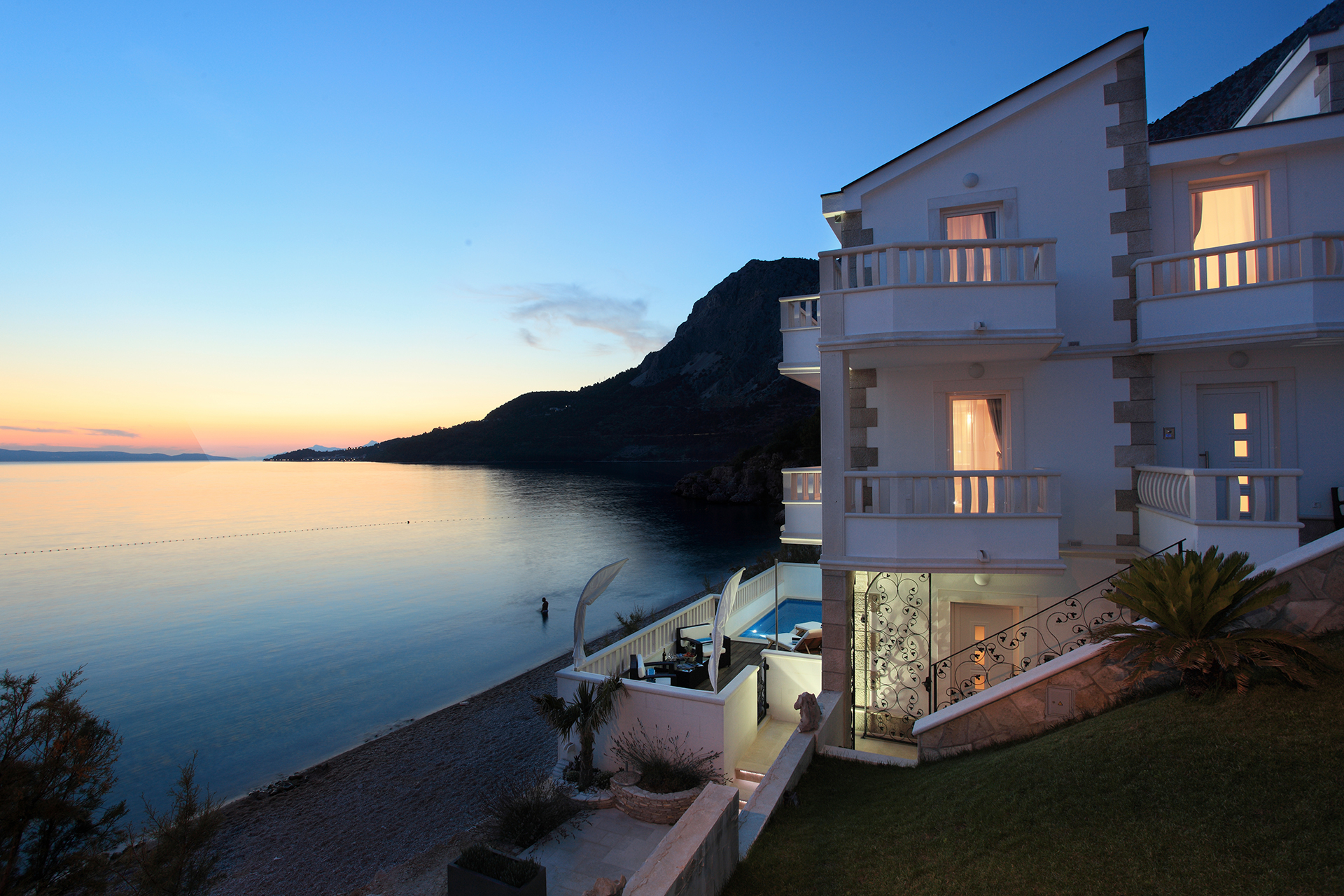 luxury villa rental, Croatia, CROMAK 311