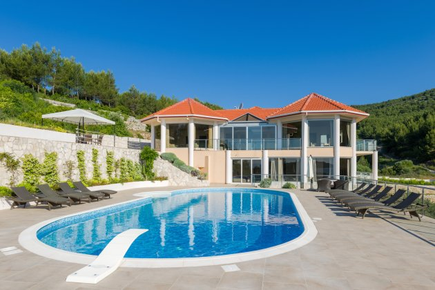 location villa luxe, Croatie, CROKOR 307