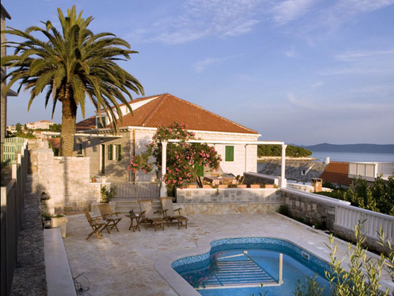 location villa luxe, Croatie, CROBRA 319