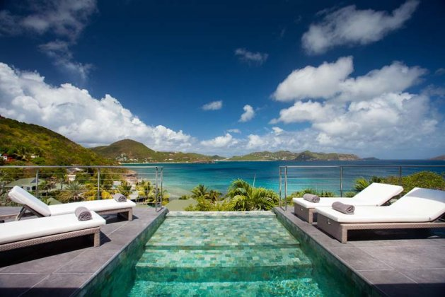luxury villa rental, Caraibean and Americas, STBART 337