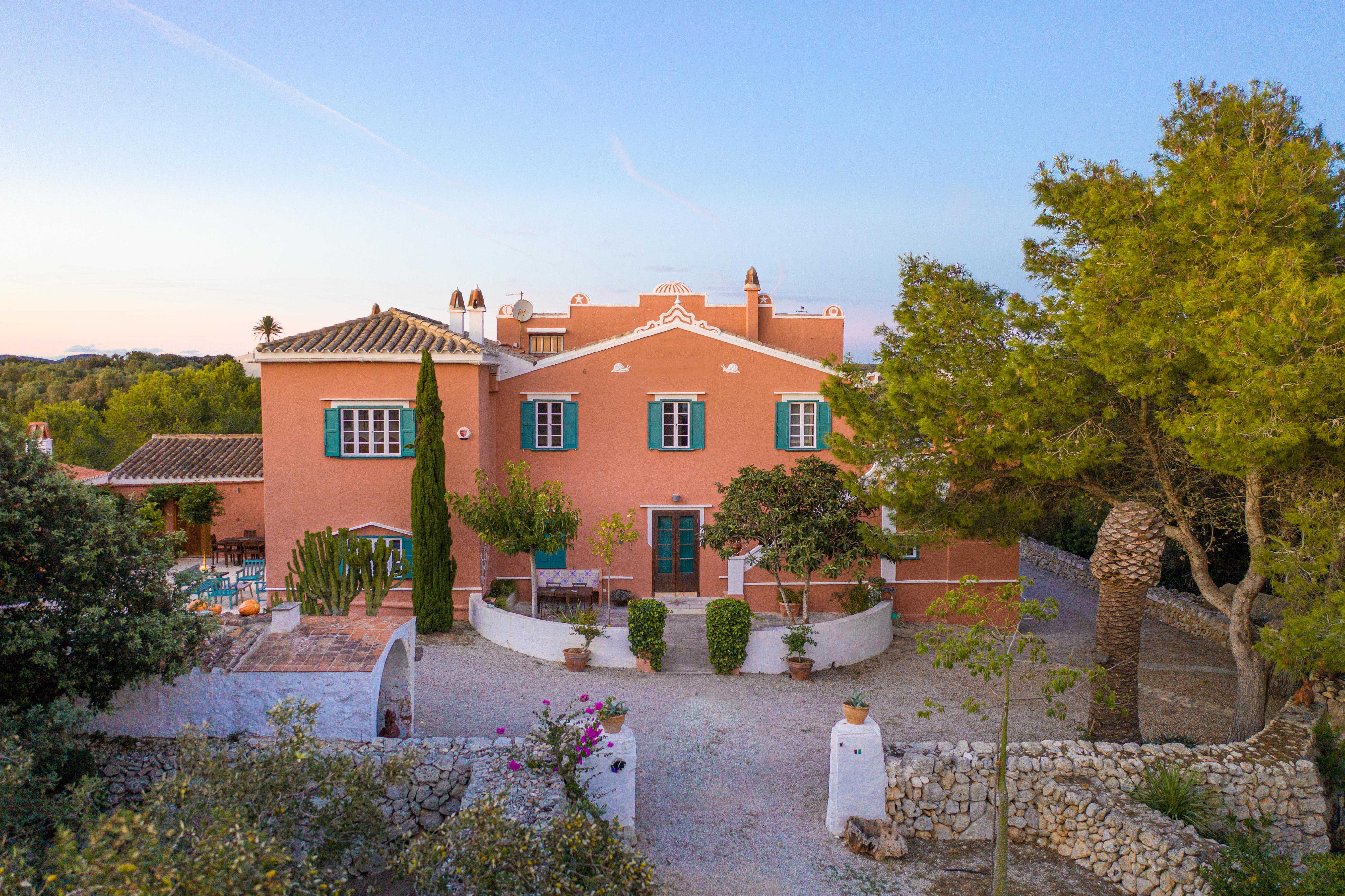 luxury villa rental, Spain, ESPMIN 0810