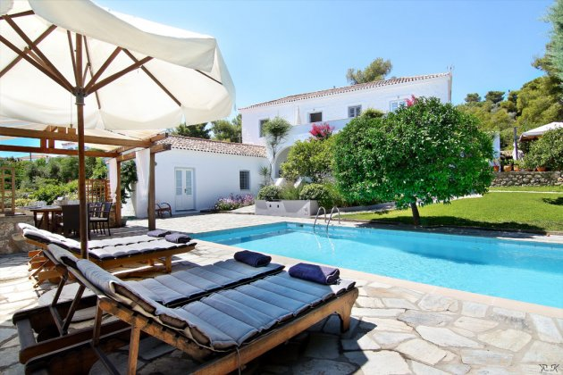 luxury villa rental, Greece, SARSPE 7501