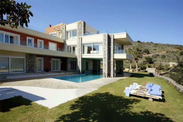 luxury villa rental, Greece, CREAGI 8501