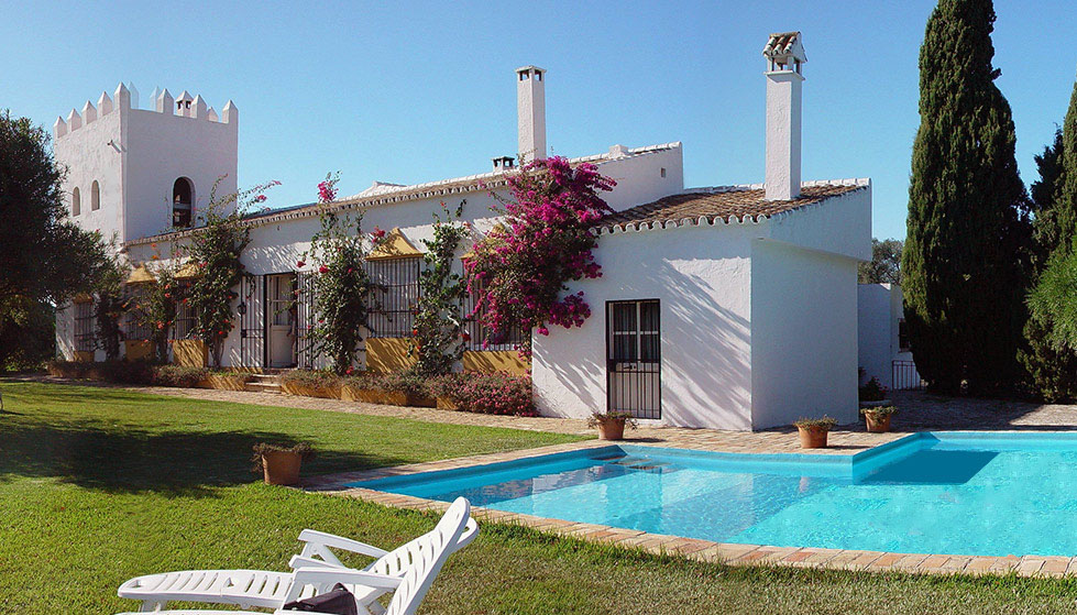 luxury villa rental, Spain, ESPAND 653