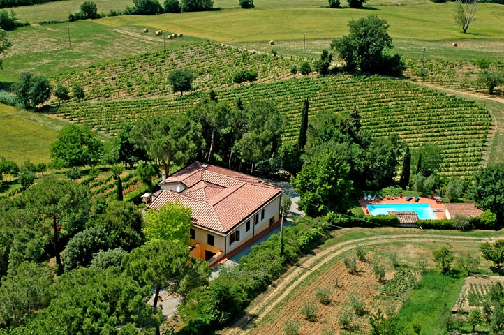 luxury villa rental, Italy, TOSCHI 7053
