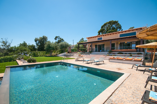 luxury villa rental, Portugal, PORALG 930