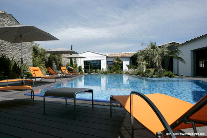 luxury villa rental, France, BREIRE 021