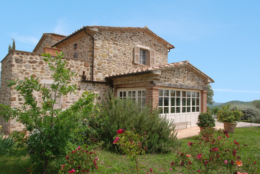 luxury villa rental, Italy, TOSMAR 1031