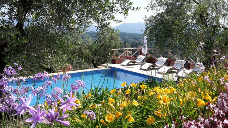luxury villa rental, Italy, TOSLUC 1064
