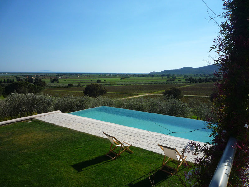 luxury villa rental, Italy, TOSCOT 3023