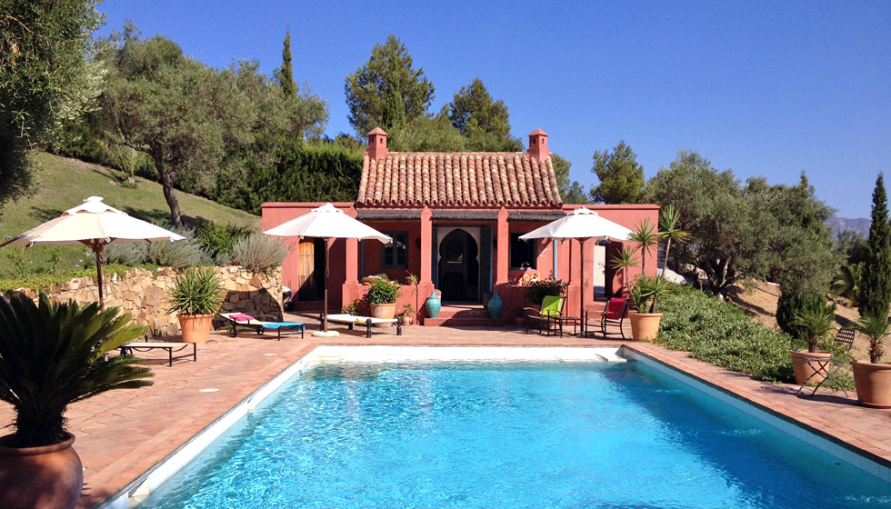 luxury villa rental, Spain, ESPAND 654