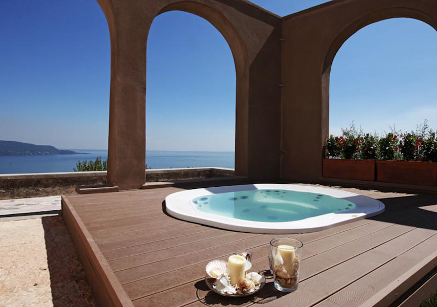luxury villa rental, Italy, LACGAR 7023
