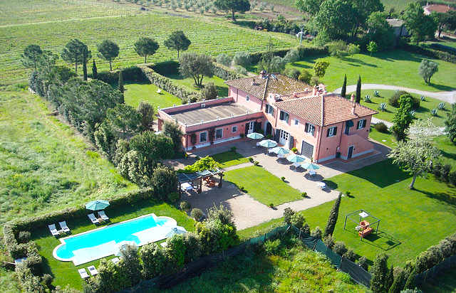 luxury villa rental, Italy, TOSCOT 2303