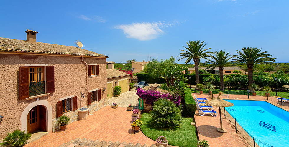 luxury villa rental, Spain, ESPMAJ 1276