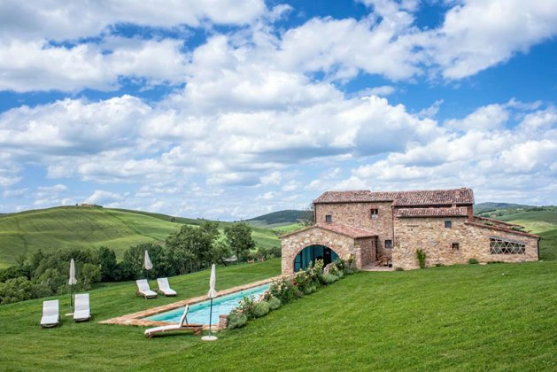 luxury villa rental, Italy, TOSSIE 7096