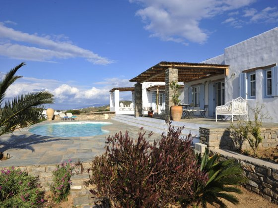 luxury villa rental, Greece, CYCPAR 9501