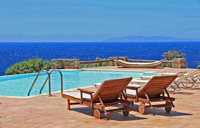 luxury villa rental, Greece, CYCAND 9801