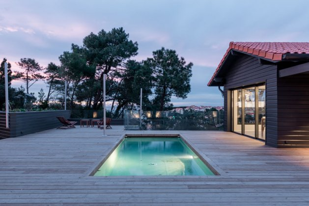 luxury villa rental, France, PYRBIA 1807