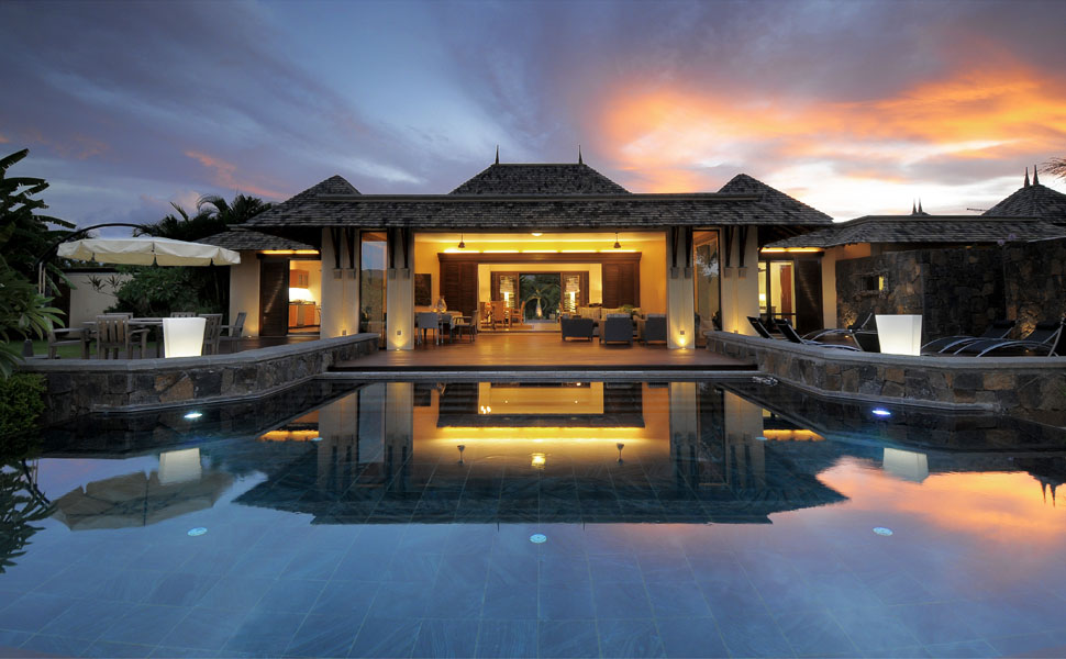 luxury villa rental, Asia and Indian Ocean, MAUMOR 301