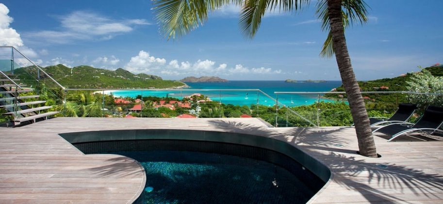 luxury villa rental, Caraibean and Americas, STBART 365