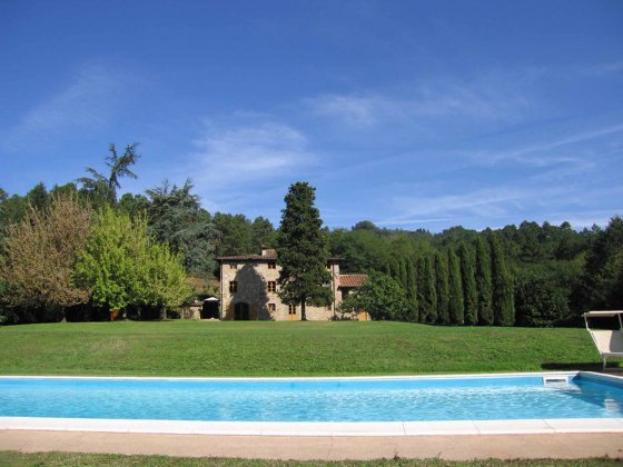 luxury villa rental, Italy, TOSLUC 1066