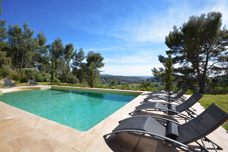 luxury villa rental, France, VARBAN 050