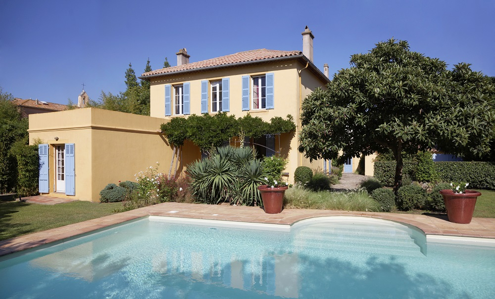 luxury villa rental, France, VARTRO 1937