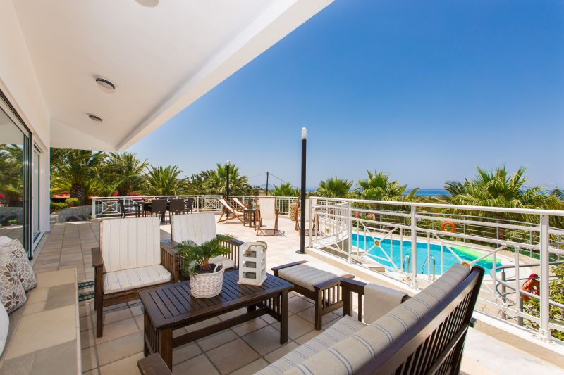 luxury villa rental, Greece, CRERET 822
