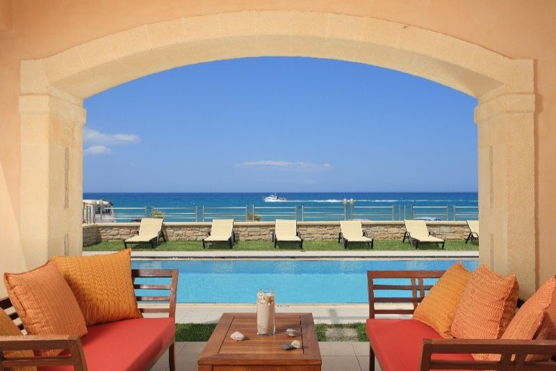 luxury villa rental, Greece, CRERET 819