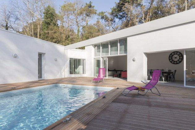 location villa luxe, France, BREIRE 022