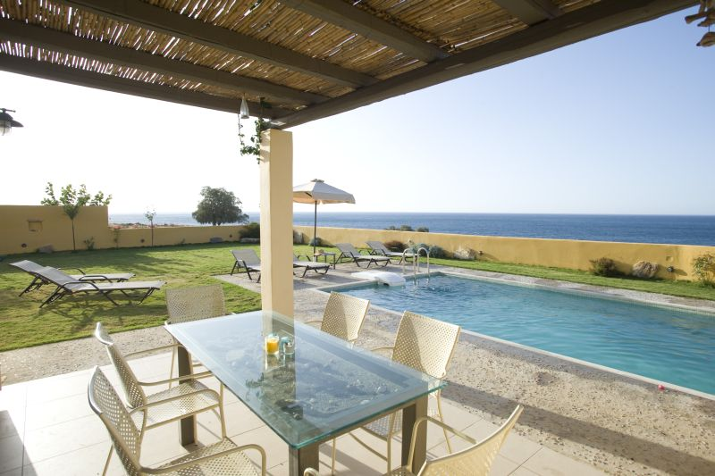 luxury villa rental, Greece, CRERET 830