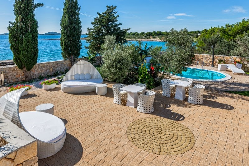 location villa luxe, Croatie, CROSIB 334