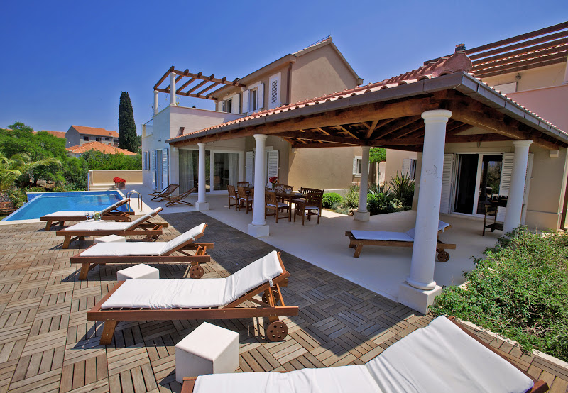 location villa luxe, Croatie, CROBRA 332