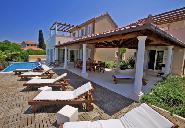 luxury villa rental, Croatia, CROBRA 332
