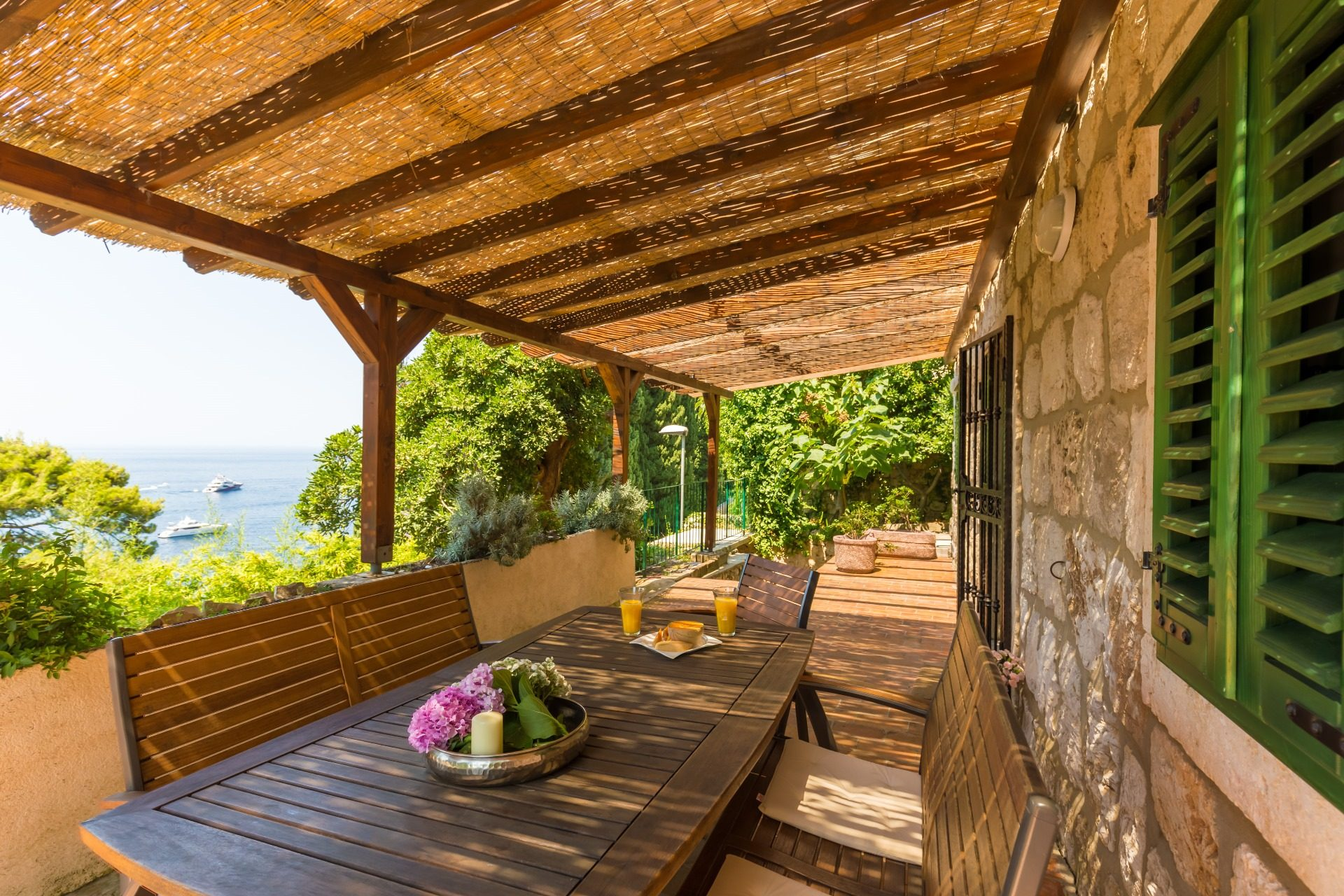 location villa luxe, Croatie, CRODUB 336