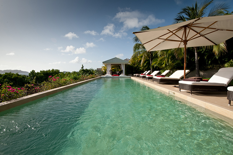 luxury villa rental, Caraibean and Americas, STBART 330