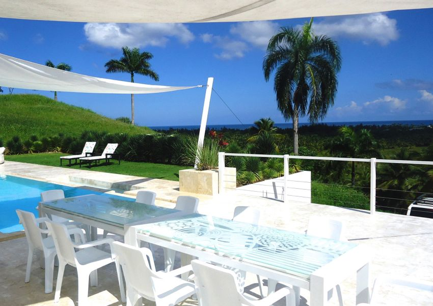 luxury villa rental, Caraibean and Americas, REPDOM 301
