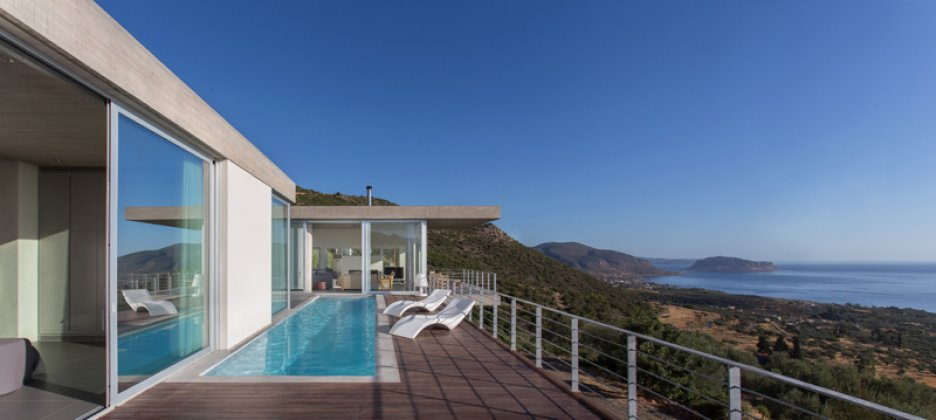 luxury villa rental, Greece, PELMON 2501
