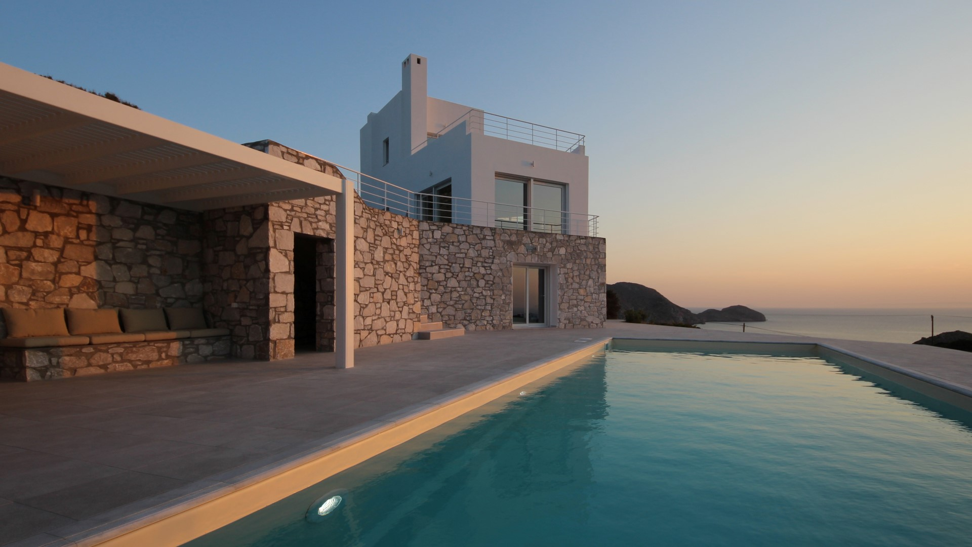 luxury villa rental, Greece, CYCSYR 4201