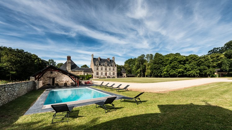 location villa luxe, France, BREBAU 023