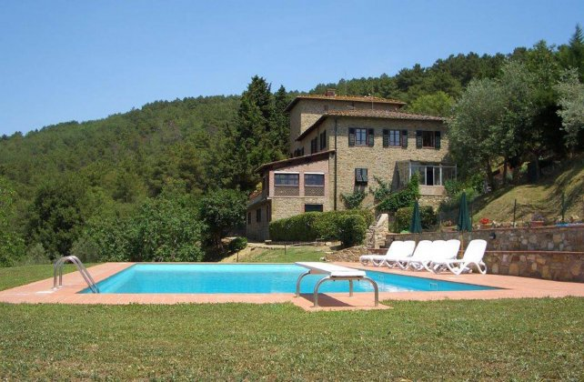 luxury villa rental, Italy, TOSCHI 10105