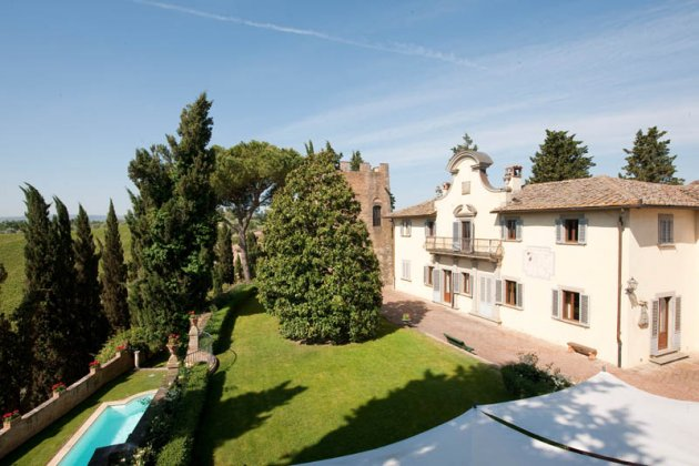 luxury villa rental, Italy, TOSFLO 2052