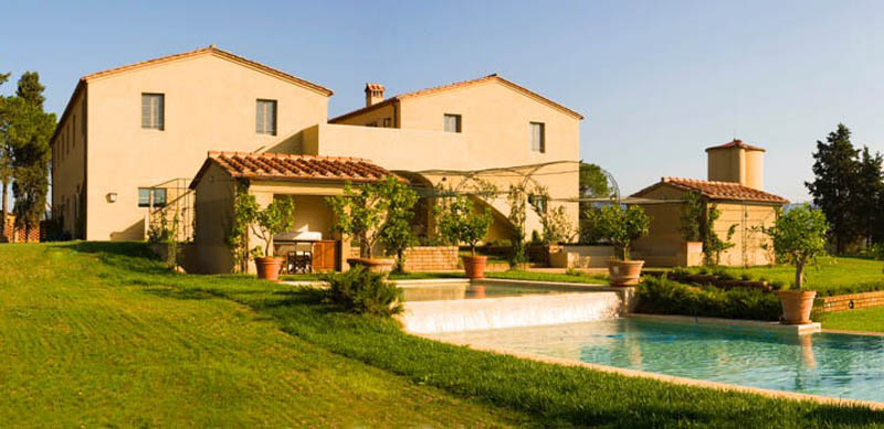luxury villa rental, Italy, TOSMAR 2051
