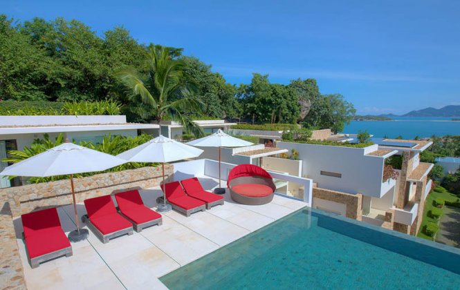 luxury villa rental, Asia and Indian Ocean, THAKOH 1209
